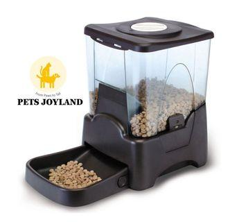 11L Auto pet feeder Timer and Audio