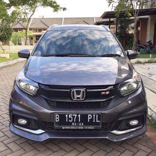 Honda Mobilio rs cvt 2017 automatic
