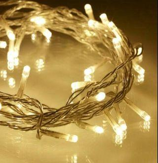 INSTOCKS; 10M Classic Fairy Lights
