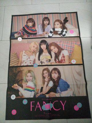 TWICE Fancy You: Poster