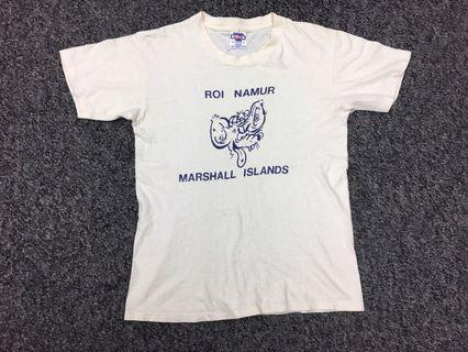 Vintage Roi Namur Marshall Islands Tee