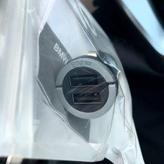 BMW Authentic dual USB car charger