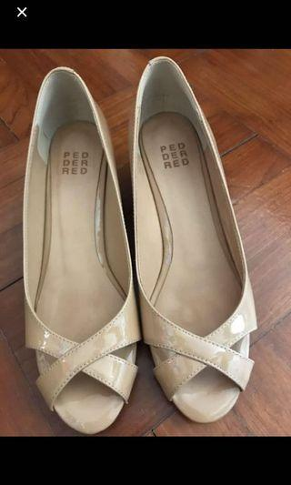 🈹pedder red heels 高踭鞋 #MTRmk