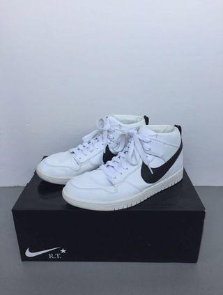 Nike dunk lux chukka / Ricardo tisci Sneakers