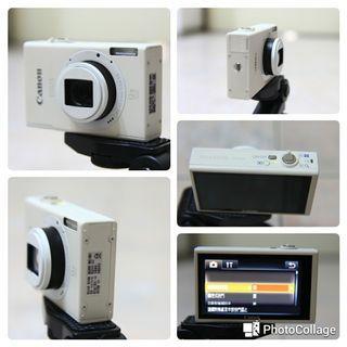 Canon ixus 510HS 12X (wifi Touch screen)