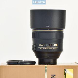 🚚 Nikon 85mm F1.4G