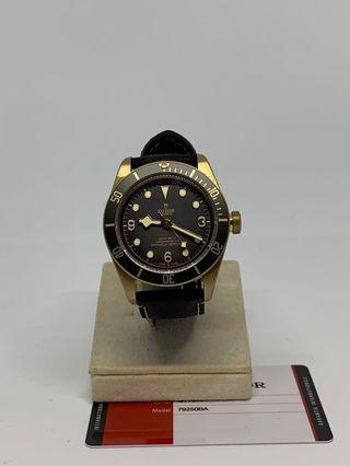Tudor Black Bay Grey Slate