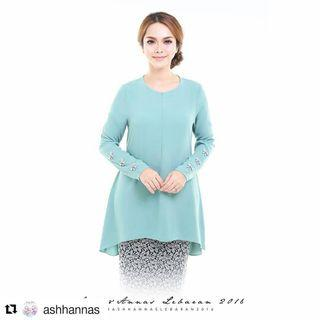 Rokiah Blouse by Ashhannas