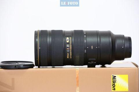 🚚 Nikon 70-200mm F2.8G VR2