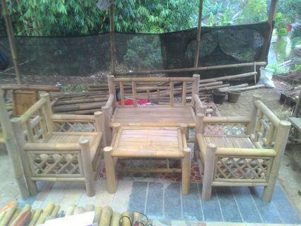 #BAPAU Furniture Bambu