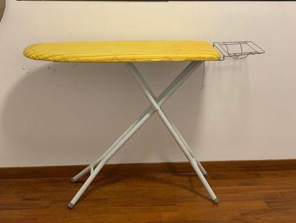 🚚 Ironing board