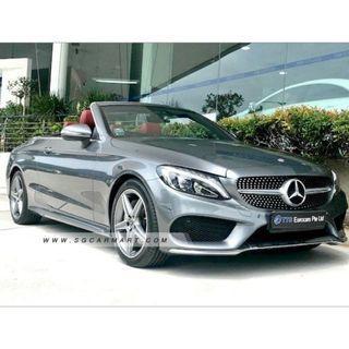 Mercedes-Benz C200 Cabriolet Auto