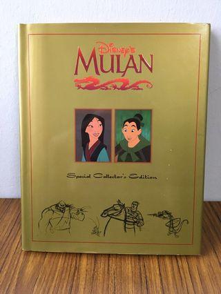 Mulan-special collector edition