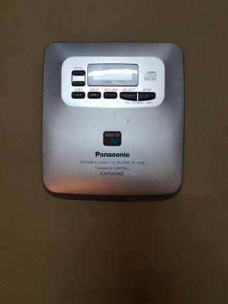 Panasonic Discman  -  (SL-VP35)