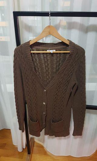 Aeropostal Knitted Cardigan