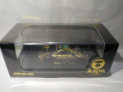 Tarmac AAPE Audi GT3 1/64