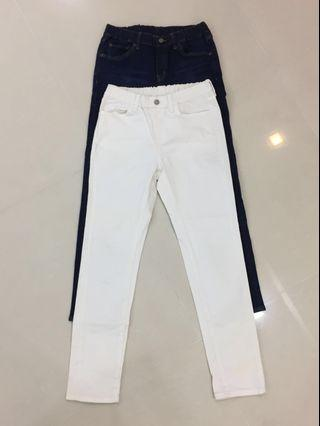 (8-12 years old) Uni Qlo pants