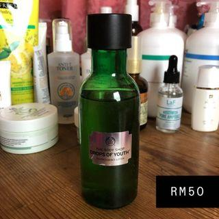 The Body Shop Drops of Youth Essence-Lotion
