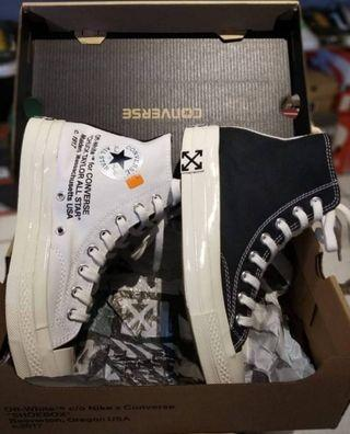 Converse 70s x off-white [re-stock]