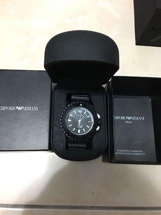 Armani 手錶男錶