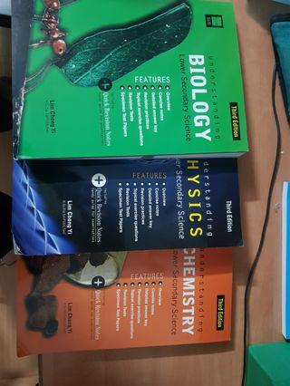 Textbooks for lower secondary