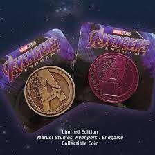 Looking for this end game coin