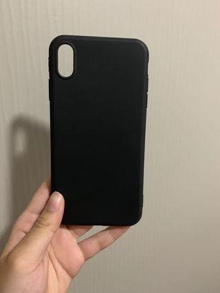 🚚 IPhone XS Max black case