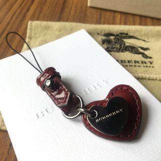 🚚 Burberry hanging keychain