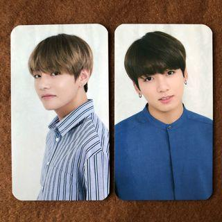bts wings tour in osaka special limited venue photocard