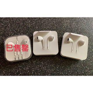 Apple 線控耳機 I6 ⬇️ /I7⬆️ 皆可
