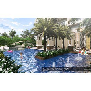2BR at Fairlane Residences in Kapitolyo Pasig near Ortigas and BGC