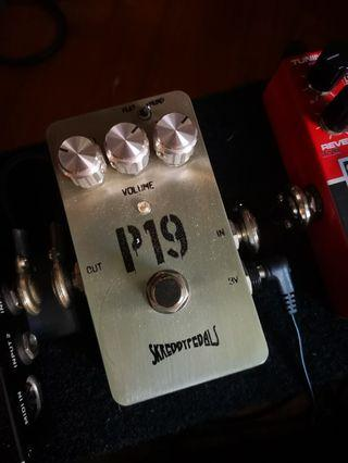 Skreddy P19 Fuzz Pedal
