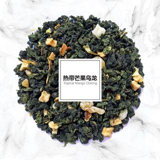 Tropical Mango Oolong Tea