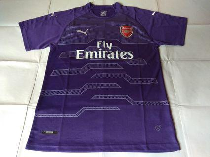 Authentic Brand New With Tag Arsenal Puma 2018 Goalkeeper Football Jersey