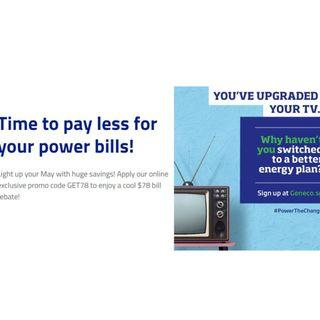 🚚 Switch your Electricity provider to Geneco