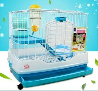 Deluxe DaYang R61 small animal cage for rabbit and Guinea Pig