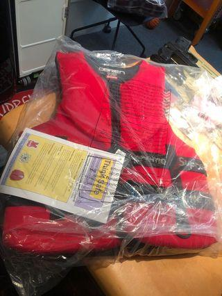 Supreme life jacket 救生衣