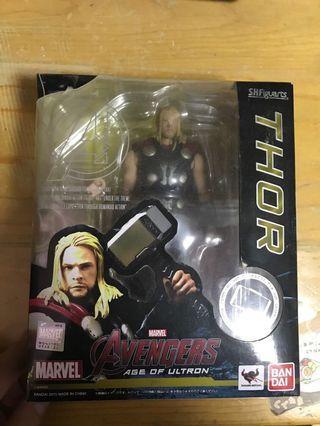 Thor 絕版模型