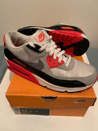 Nike Air Max 90 OG Infrared (725233-106) 經典復刻版運動鞋