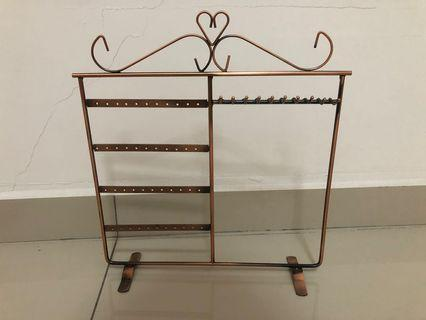 Accessories stand (earring/necklace/bracelet)