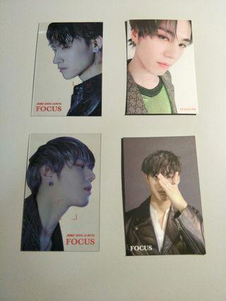 jus2 focus on you pcs