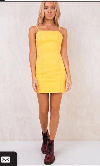 Minkpink Spice Alley mini dress