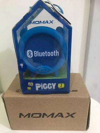 Momax Piggy Bluetooth  Speaker 小豬藍芽喇叭