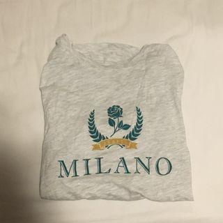 🚚 BN cotton on grey milano shirt