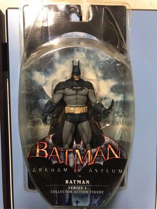 Arkham asylum batman dc not marvel legends