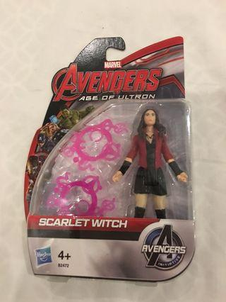 Scarlet Witch Avengers 3.75 inch MOC Action Figure
