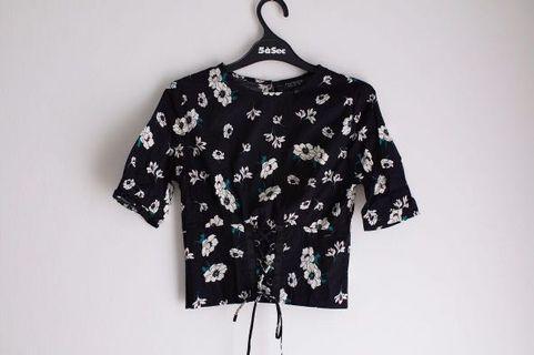 Topshop blouse preloved