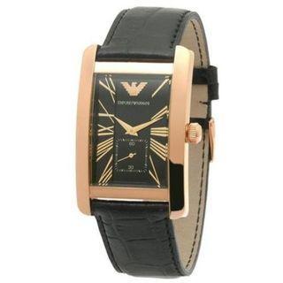 Emporio Armani Men's AR0168 Watch