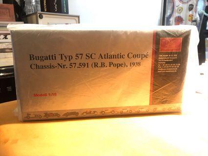 CMC Bugatti Typ 57 SC Atlantic Coupe Chassis