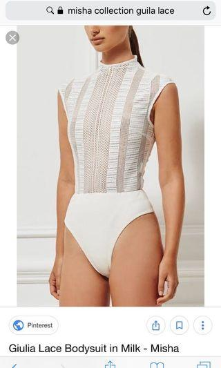 Misha Collection Giulia bodysuit